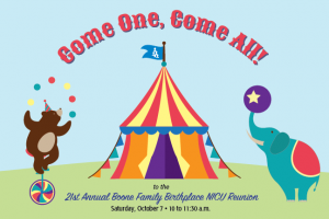 Boone Family Birthplace NICU Reunion