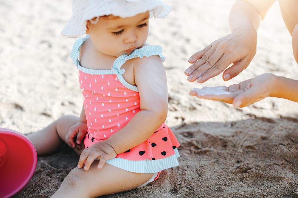 7 Summer Safety Tips for Baby