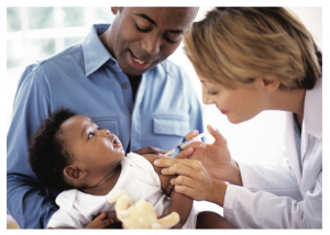 5 QUESTIONS & ANSWERS ABOUT IMMUNIZATIONS
