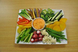 Feta Veggie Dip
