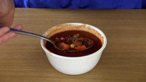Low-Sodium Beef Veggie Soup