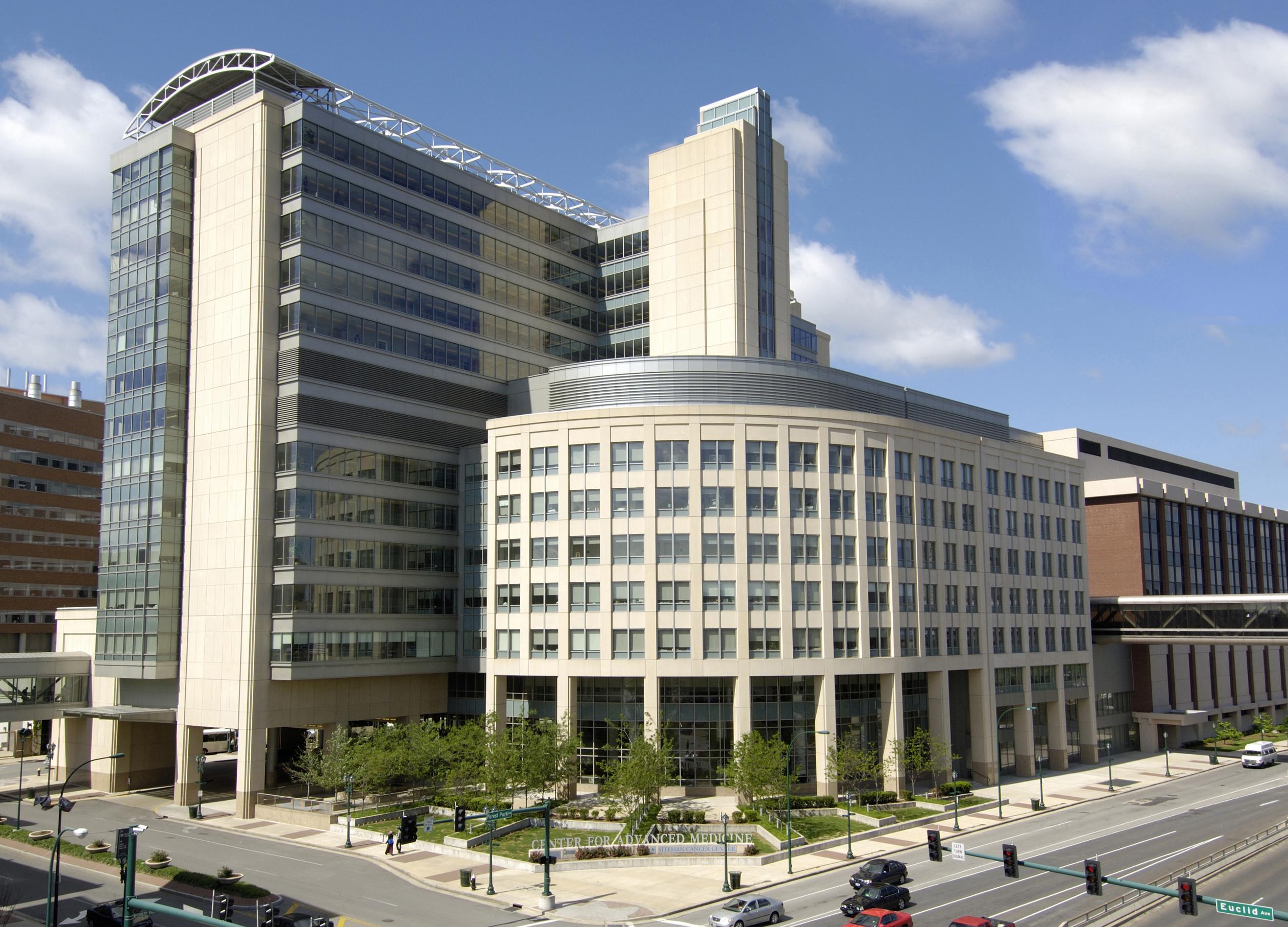 Siteman Cancer Center, St. Louis, Missouri