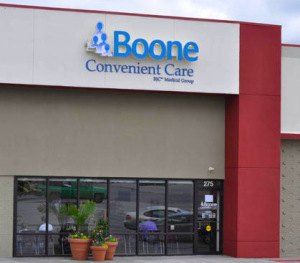 """Boone Convenient Care """"went above and beyond my expectations"""""""