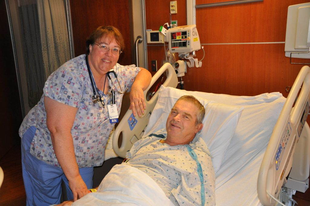 ECLS Saves Man Suffering From A Blood Clot In The Heart