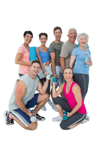 WELLAWARE Group Fitness Classes Can Help Improve Your Strength and Coordination